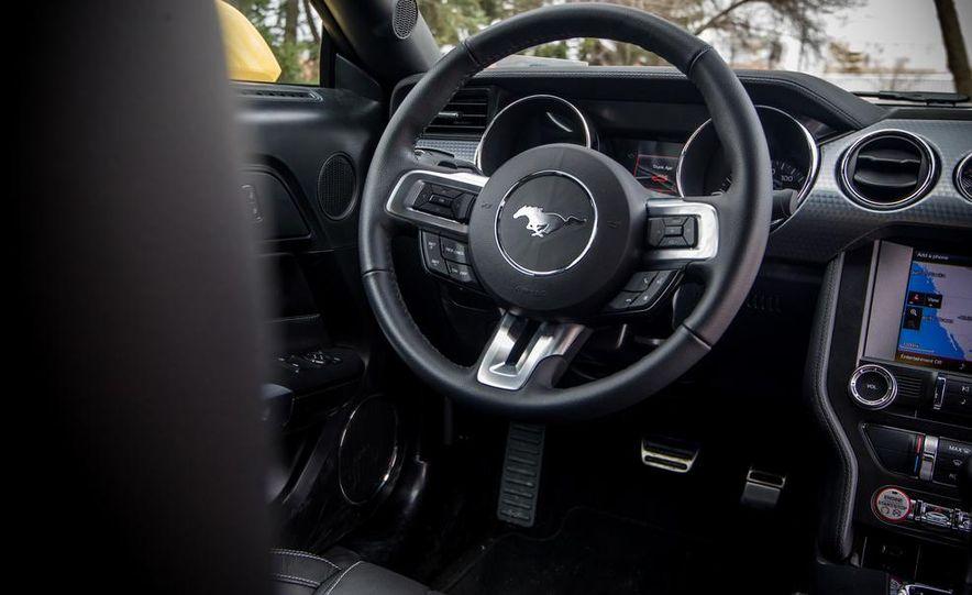 2015 Ford Mustang 2.3L EcoBoost - Slide 26