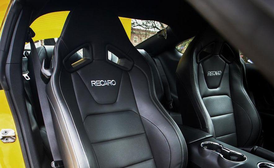 2015 Ford Mustang 2.3L EcoBoost - Slide 27