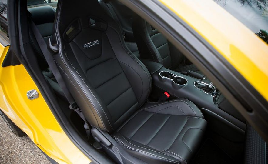 2015 Ford Mustang 2.3L EcoBoost - Slide 28