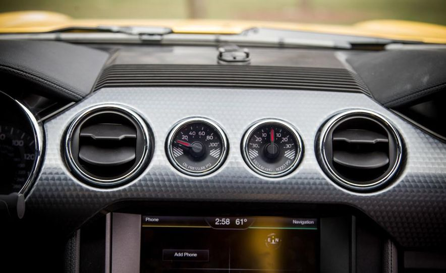 2015 Ford Mustang 2.3L EcoBoost - Slide 34