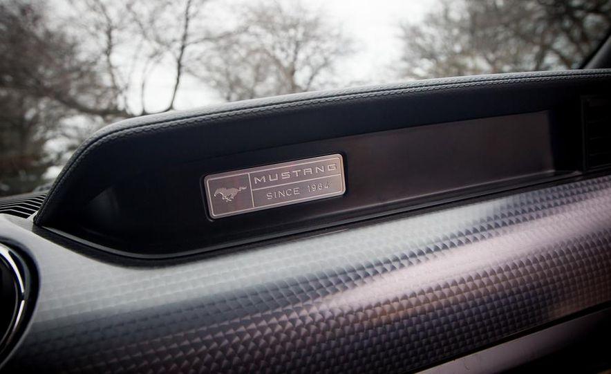 2015 Ford Mustang 2.3L EcoBoost - Slide 36