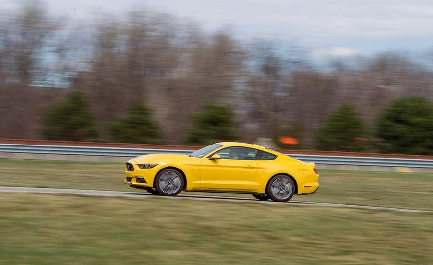 2015 Ford Mustang 2.3L EcoBoost - Slide 7