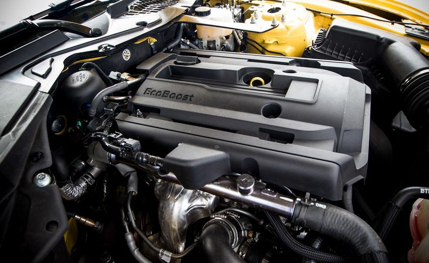 2015 Ford Mustang 2.3L EcoBoost - Slide 39