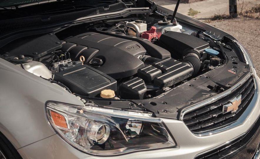 2014 Chevrolet SS model shown - Slide 46