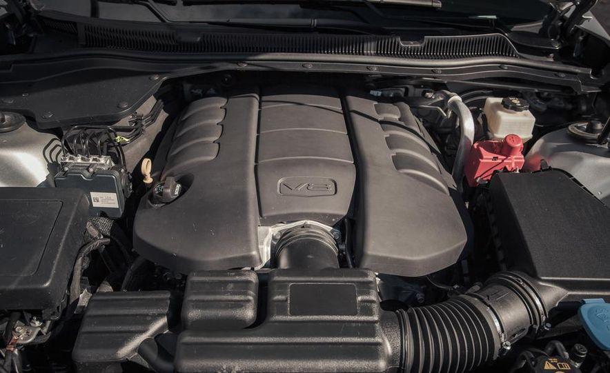 2014 Chevrolet SS model shown - Slide 47