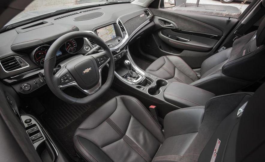 2014 Chevrolet SS model shown - Slide 22