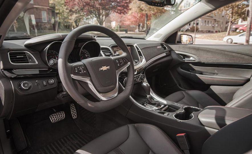 2014 Chevrolet SS model shown - Slide 23