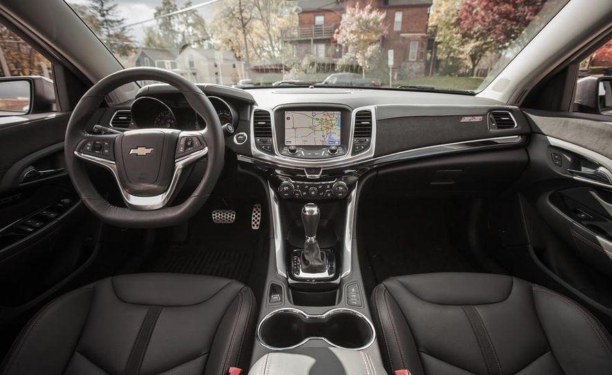 2014 Chevrolet SS model shown - Slide 24