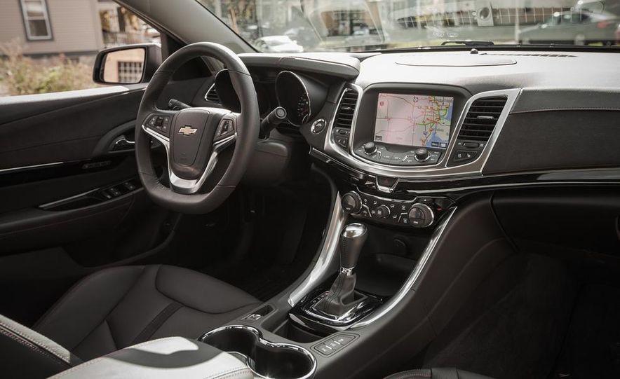 2014 Chevrolet SS model shown - Slide 25