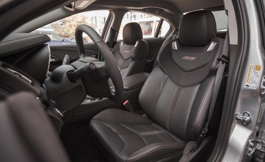 2014 Chevrolet SS model shown - Slide 26