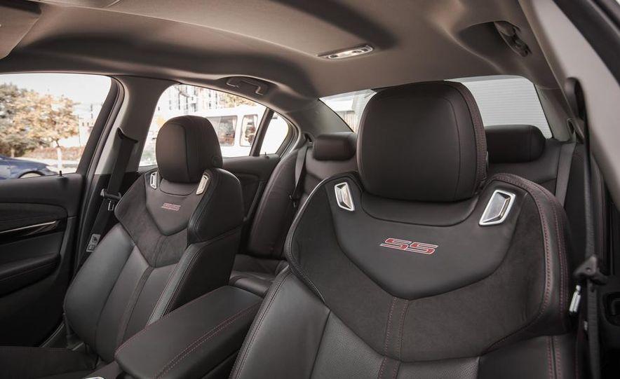2014 Chevrolet SS model shown - Slide 27