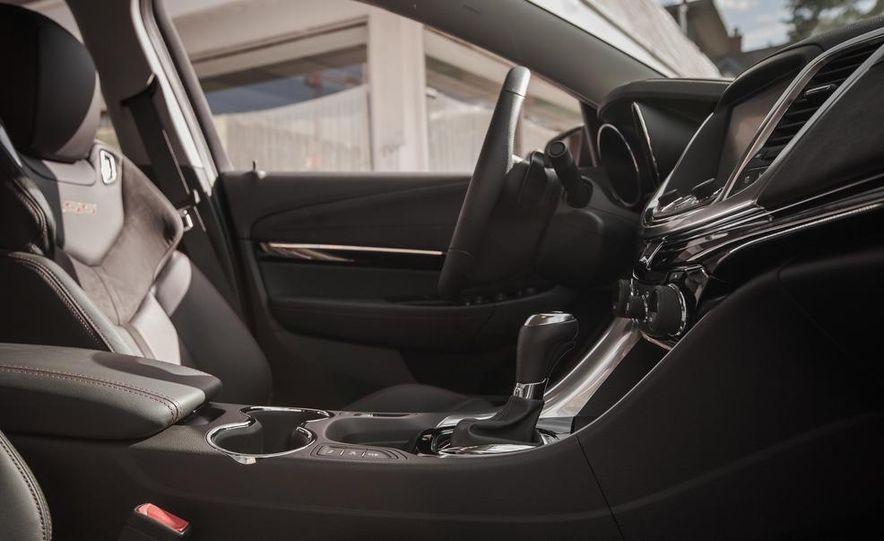2014 Chevrolet SS model shown - Slide 28