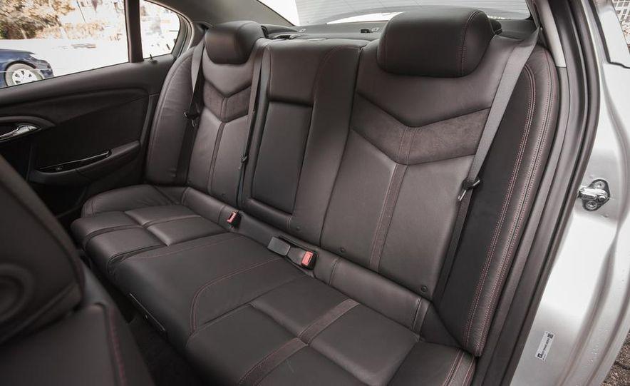 2014 Chevrolet SS model shown - Slide 30
