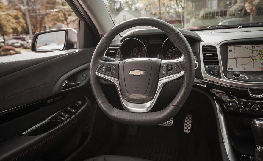 2014 Chevrolet SS model shown - Slide 31