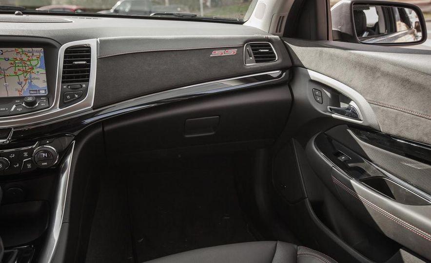 2014 Chevrolet SS model shown - Slide 32