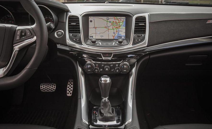 2014 Chevrolet SS model shown - Slide 33