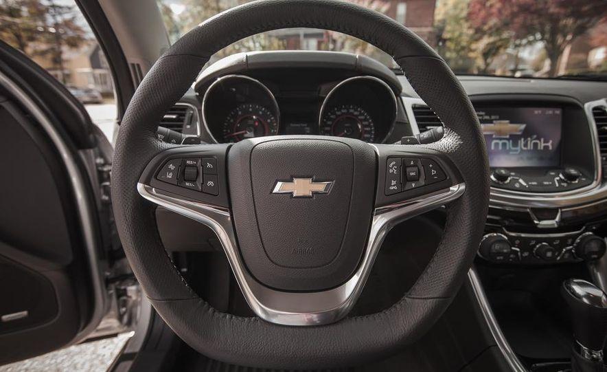 2014 Chevrolet SS model shown - Slide 34