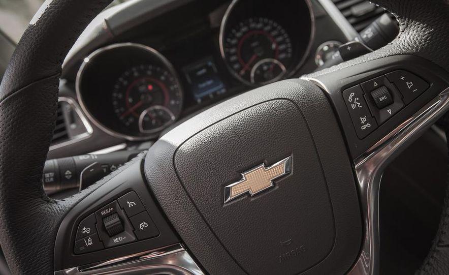 2014 Chevrolet SS model shown - Slide 35