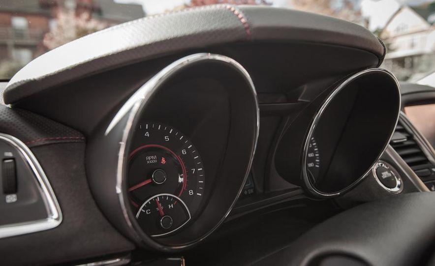 2014 Chevrolet SS model shown - Slide 37