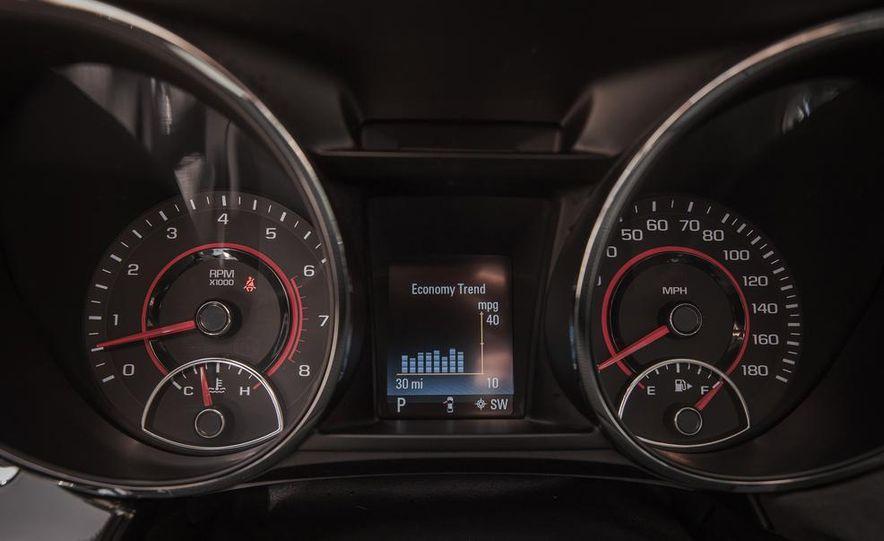 2014 Chevrolet SS model shown - Slide 38