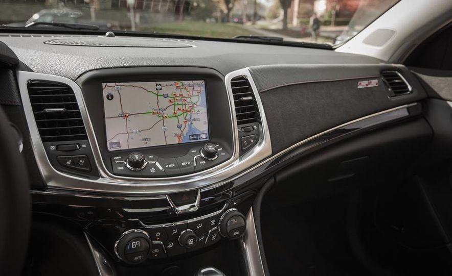 2014 Chevrolet SS model shown - Slide 39