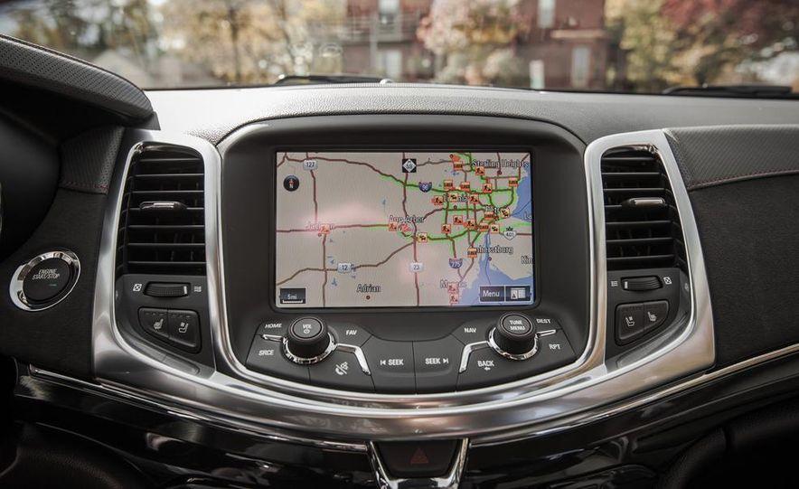 2014 Chevrolet SS model shown - Slide 40