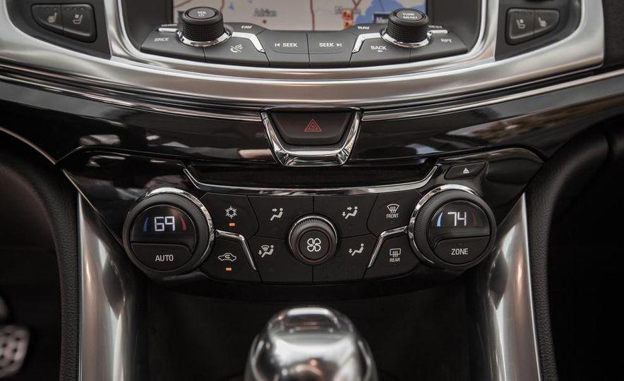 2014 Chevrolet SS model shown - Slide 41