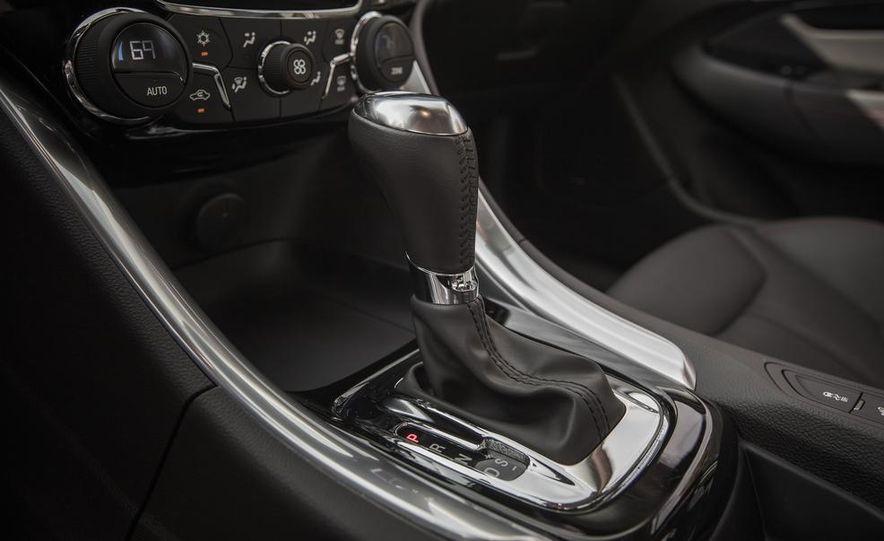 2014 Chevrolet SS model shown - Slide 42