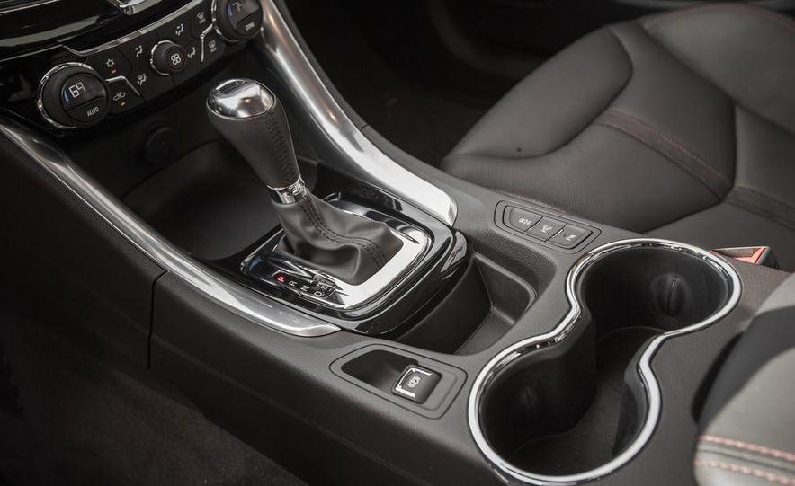 2014 Chevrolet SS model shown - Slide 43