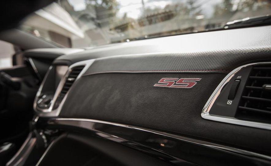 2014 Chevrolet SS model shown - Slide 44