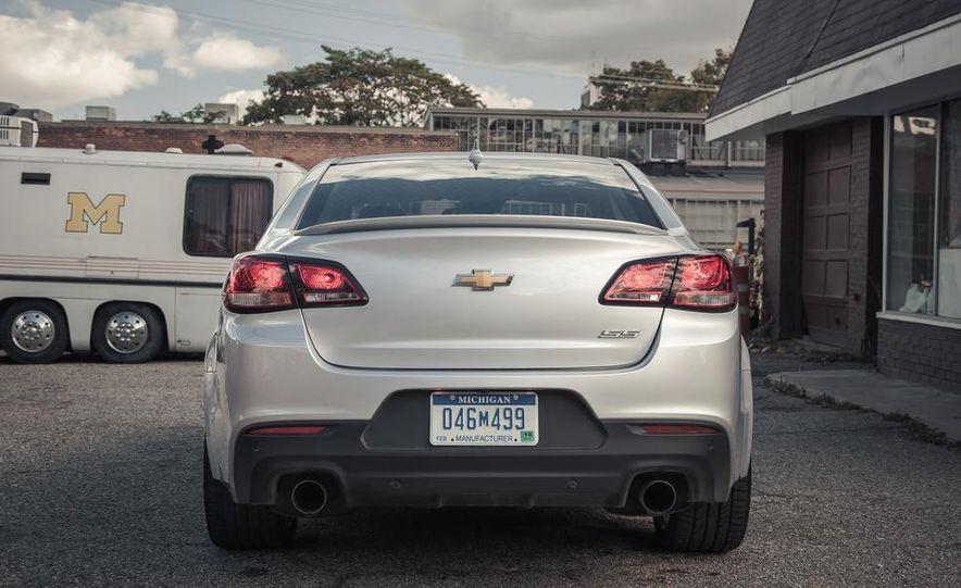 2014 Chevrolet SS model shown - Slide 13