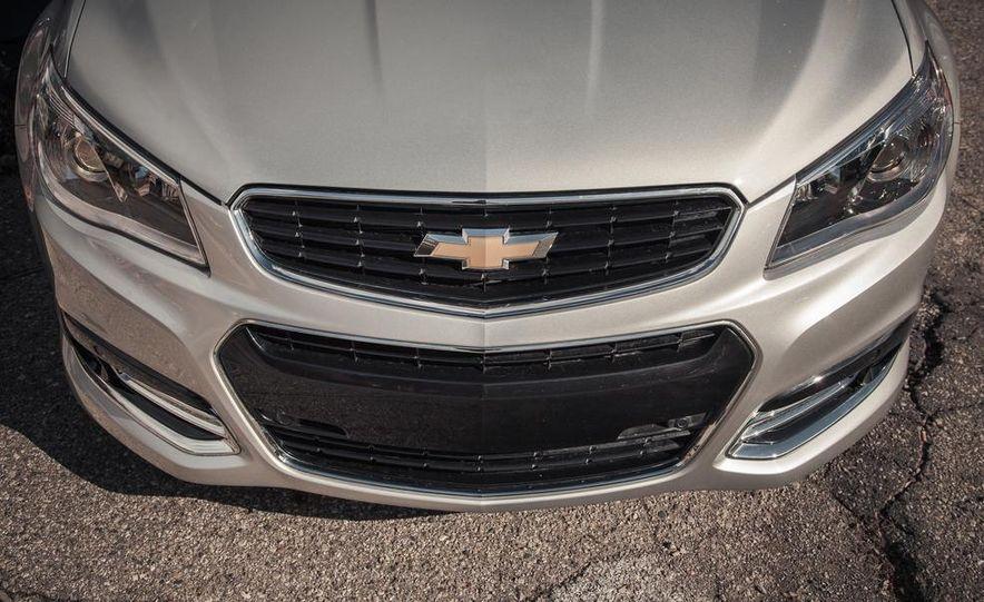 2014 Chevrolet SS model shown - Slide 14