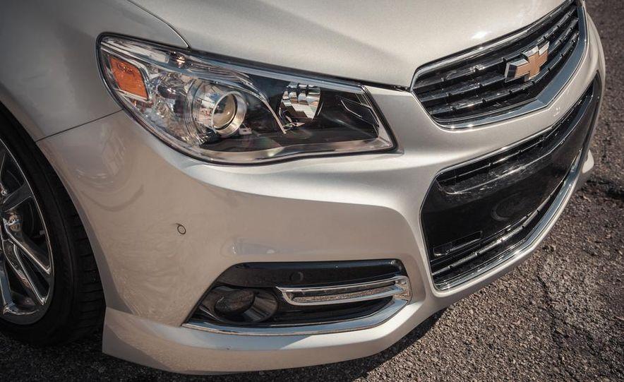 2014 Chevrolet SS model shown - Slide 15