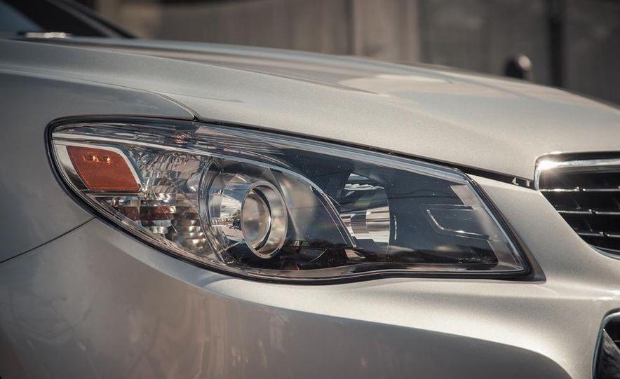 2014 Chevrolet SS model shown - Slide 16
