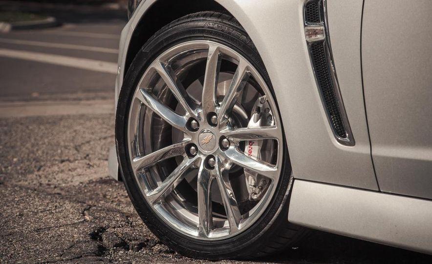 2014 Chevrolet SS model shown - Slide 17