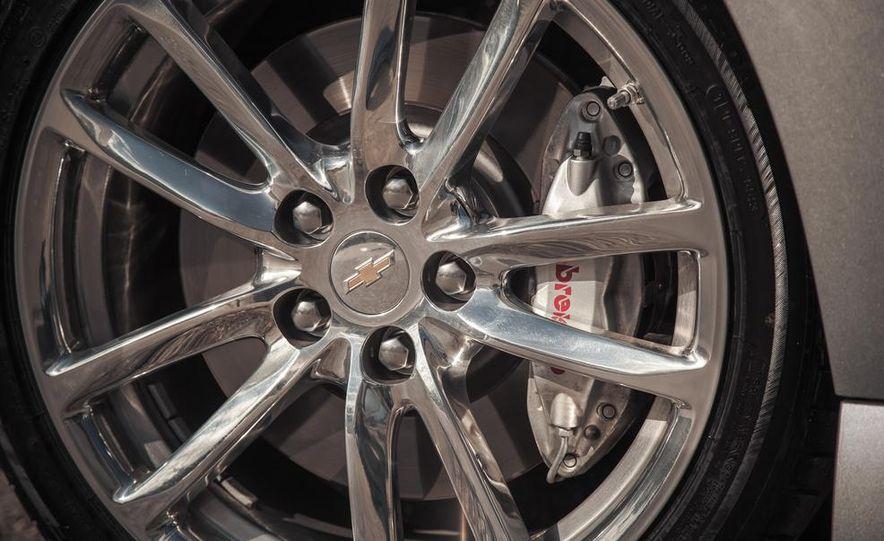 2014 Chevrolet SS model shown - Slide 18