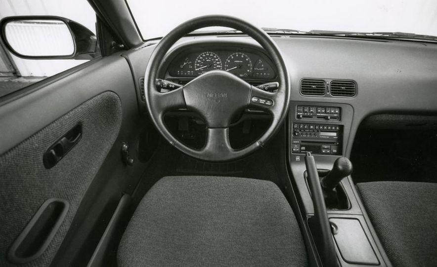 Nissan 240SX SE - Slide 4