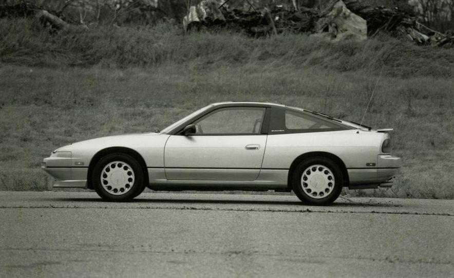 Nissan 240SX SE - Slide 1