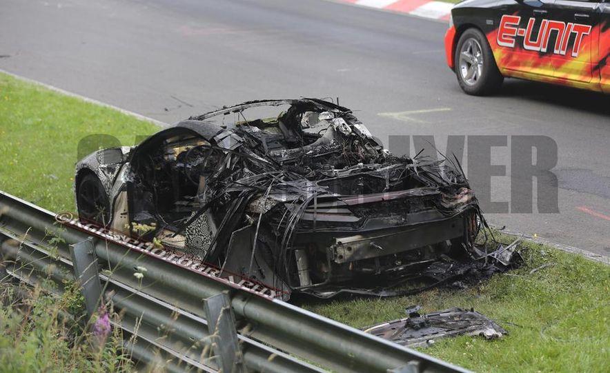 2016 Acura NSX (spy photo) - Slide 6