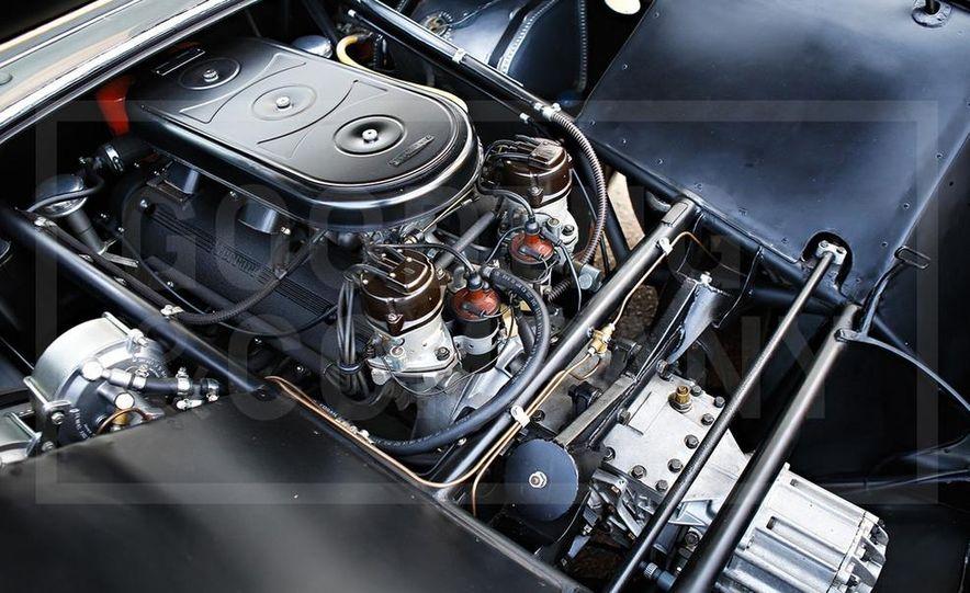 1966 Ferrari 365 P Berlinetta Speciale - Slide 29