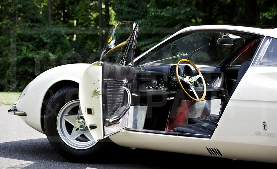 1966 Ferrari 365 P Berlinetta Speciale - Slide 19