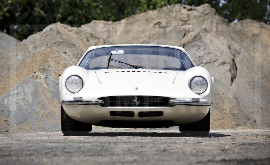 1966 Ferrari 365 P Berlinetta Speciale - Slide 3