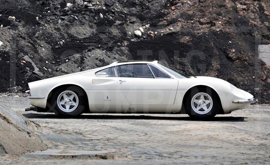 1966 Ferrari 365 P Berlinetta Speciale - Slide 4