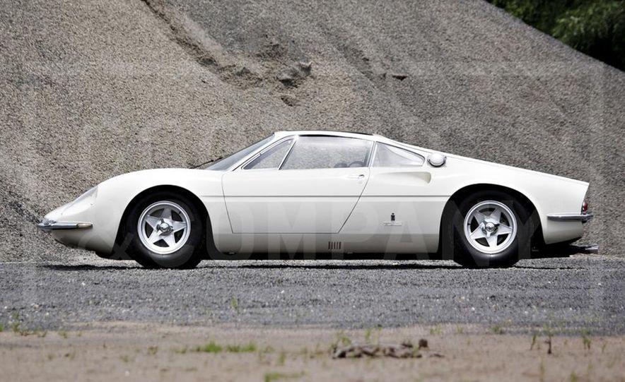 1966 Ferrari 365 P Berlinetta Speciale - Slide 5