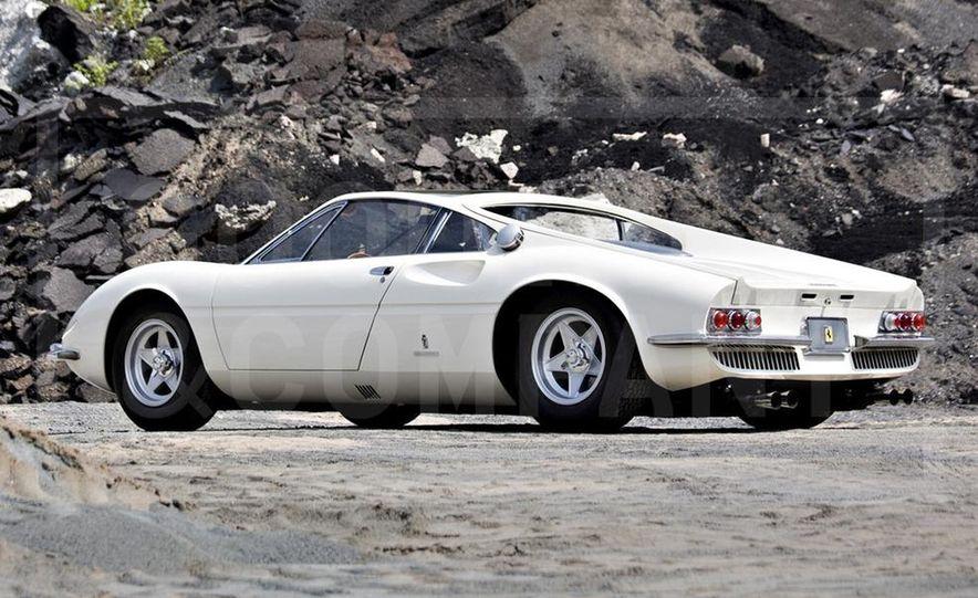 1966 Ferrari 365 P Berlinetta Speciale - Slide 7