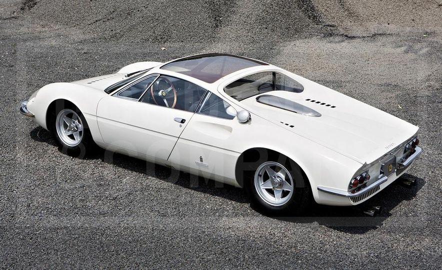 1966 Ferrari 365 P Berlinetta Speciale - Slide 8