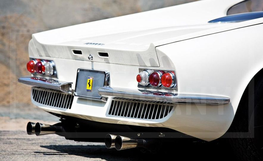 1966 Ferrari 365 P Berlinetta Speciale - Slide 11