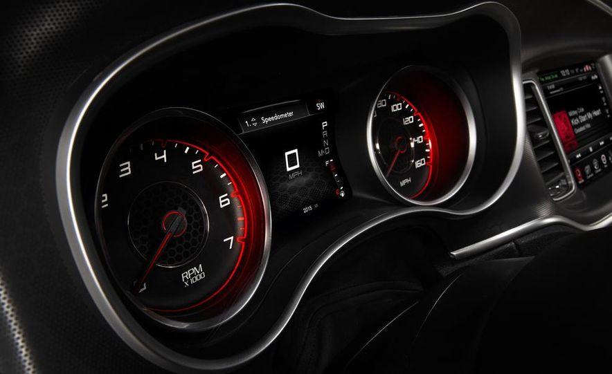 2015 Dodge Charger R/T - Slide 45
