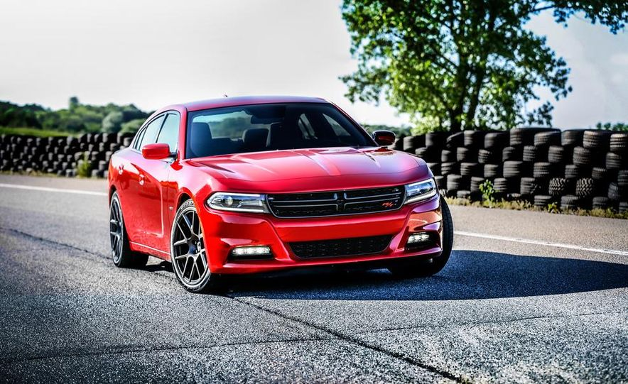 2015 Dodge Charger R/T - Slide 1