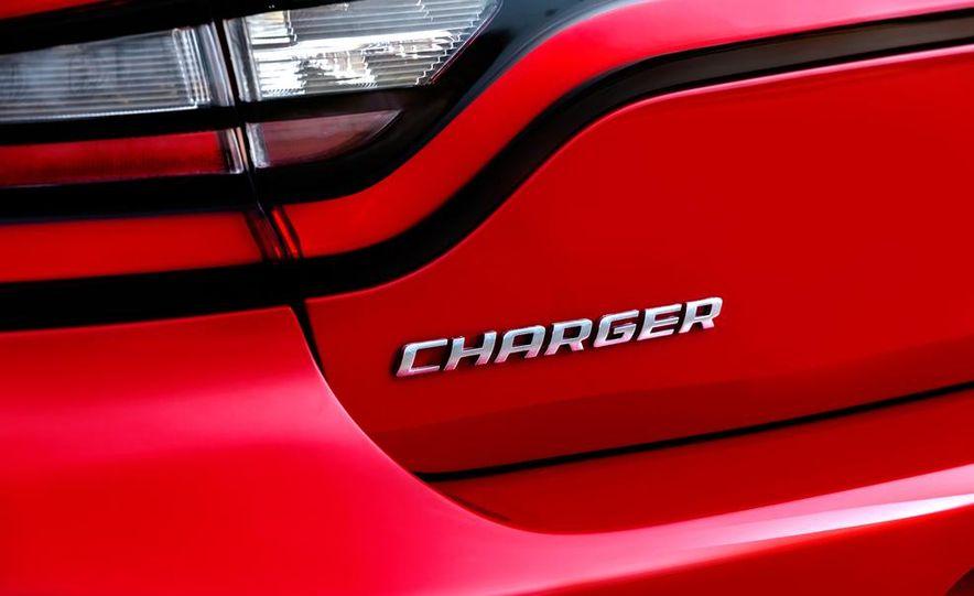 2015 Dodge Charger R/T - Slide 39